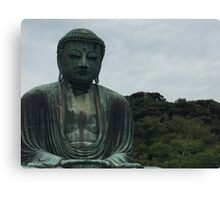 Great Daibutsu Canvas Print