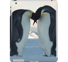 Emperor Penguin Courtship iPad Case/Skin