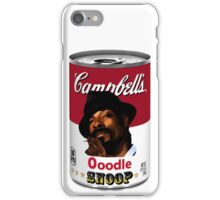 Ooodle Snoop : Can 01 iPhone Case/Skin