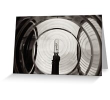 Green Point Lighthouse 1 Greeting Card