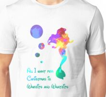 Christmas Whozits and Whatzits Inspired Silhouette Unisex T-Shirt