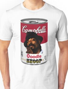 Ooodle Snoop : Can 01 Unisex T-Shirt