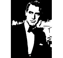 Cary Grant In A Tux Photographic Print