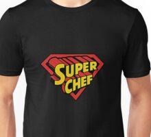 Chef - Super Chef Unisex T-Shirt