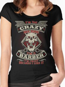 Barber Hot Collection 2016 Women's Fitted Scoop T-Shirt