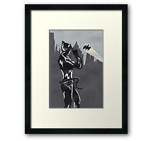 Jewel Thief Framed Print