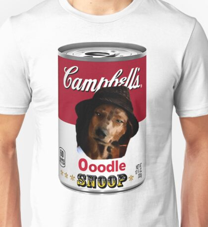 Ooodle Snoop : Can 02 Unisex T-Shirt