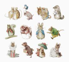 Beatrix potter Kids Tee
