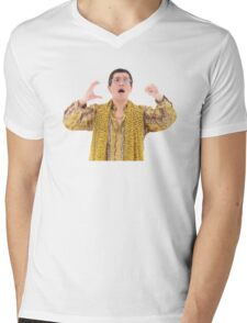 PPAP - PEN PINEAPPLE APPLE PEN - BEST MEME, DANK MEME, BEST SELLING, TOP SELLER, HIGH RESOLUTION! Mens V-Neck T-Shirt