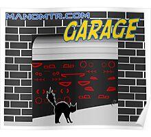 Manomtr Garage Poster