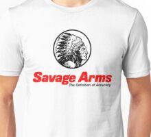 Savage Arms Accuracy Gun Revolver Firearms Unisex T-Shirt