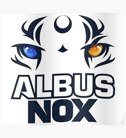 ALBUS NOX LUNA - LEAGUE OF LEGENDS, RUSSIAN TEAM, BEST TEAM IN THE WORLD, LOL, WORLDS 2016, CHEAP AND HIGH QUALITY! BUY NOW :D Poster