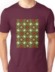 Christmas Vegetables  Unisex T-Shirt