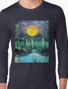 Spray Paint Art- Scorching Sun T-Shirt