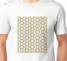 Christmas Crown Pattern Unisex T-Shirt