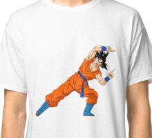 Goku Fusion dance Classic T-Shirt