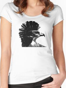 MoHawk Women's Fitted Scoop T-Shirt