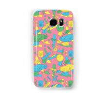 Back to the Doodles Samsung Galaxy Case/Skin