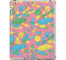 Back to the Doodles iPad Case/Skin