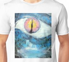 Spray Paint Art- Eye See You Unisex T-Shirt