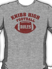 Knibb High Football T-Shirt