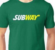 Subway Sandwich Resto Unisex T-Shirt