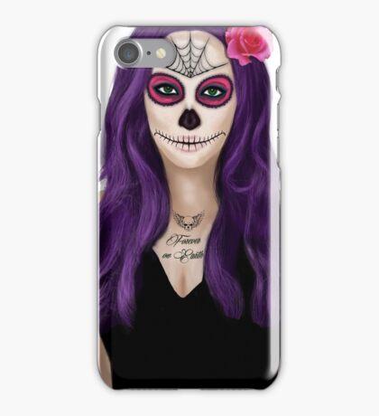 La Catrina - Day of Death iPhone Case/Skin