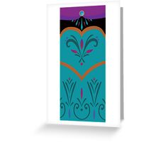 Royal Lineage  Greeting Card