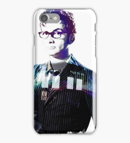 David Tennant - Doctor Who iPhone Case/Skin