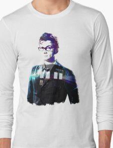 David Tennant - Doctor Who Long Sleeve T-Shirt