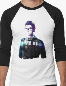 David Tennant - Doctor Who Men's Baseball ¾ T-Shirt