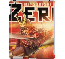 "WINGS Series ""ZERO"" iPad Case/Skin"