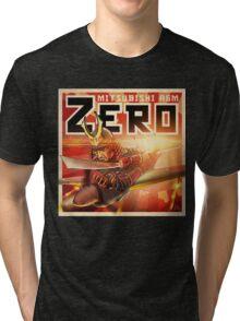 "WINGS Series ""ZERO"" Tri-blend T-Shirt"