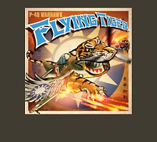 "WINGS Series ""FLYING TIGER"" Unisex T-Shirt"