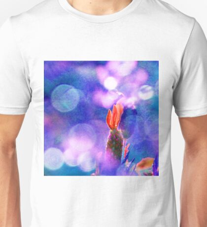 Lavender Magic with orb 3 Unisex T-Shirt