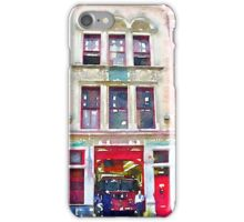 NYFD Firehouse iPhone Case/Skin