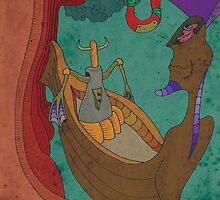 Row your Boat by Sorazal