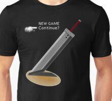 Final Fantasy 7: Shall we? Unisex T-Shirt