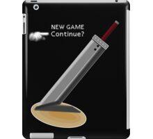 Final Fantasy 7: Shall we? iPad Case/Skin