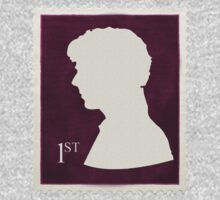 Sherlock stamp by George Williams