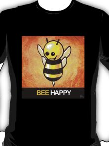 """""""BEE Happy"""" POOTERBELLY T-Shirt"""