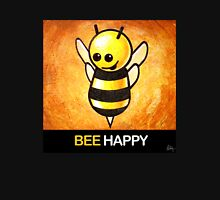 """BEE Happy"" POOTERBELLY Unisex T-Shirt"