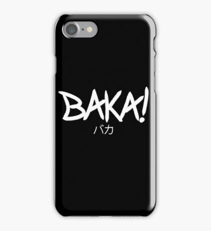 Baka iPhone Case/Skin