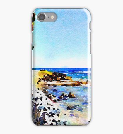 Puerto Rico Beach iPhone Case/Skin