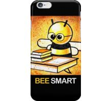 """""""BEE Smart"""" POOTERBELLY iPhone Case/Skin"""