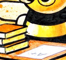 """BEE Smart"" POOTERBELLY Sticker"