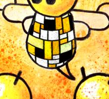 """BEE Original"" POOTERBELLY Sticker"