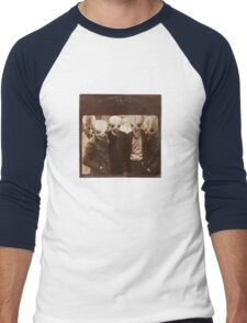Cantina Band (vinyl square version) Men's Baseball ¾ T-Shirt