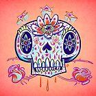 Shooga Skull by Nate Bear
