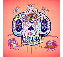 Shooga Skull Photographic Print
